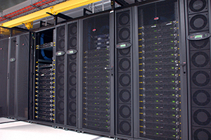 Grid backups and oar files stored in cloud data centres