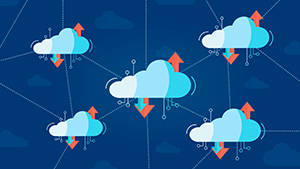 Interconnected Cloud based system