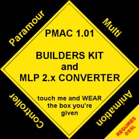 AV-Sitter2 to PMAC - PMAC logo