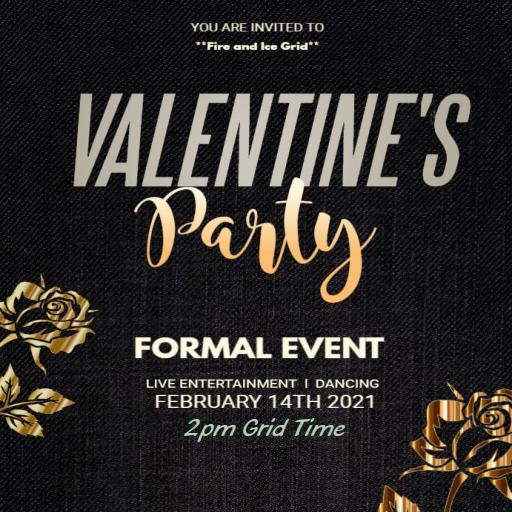 Valentines Day Formal Dance & Fair