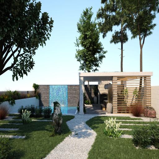 Shellgami Garden - Garden And Furniture Ubode Update